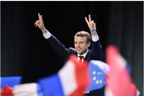 رسميا .. ماكرون أصغر رئيس سنّا في تاريخ الجمهورية الفرنسية