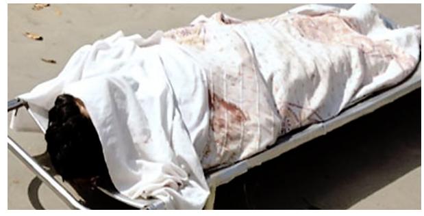 """""""عاجل""""وفاة قاتل زوجته بإقليم سيدي بنور"""