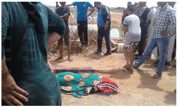 """عاجل"""" جنازةٌ بمقبرة الرحمة تنتهي بجريمة قتل بشعة في أول أيام رمضان"""