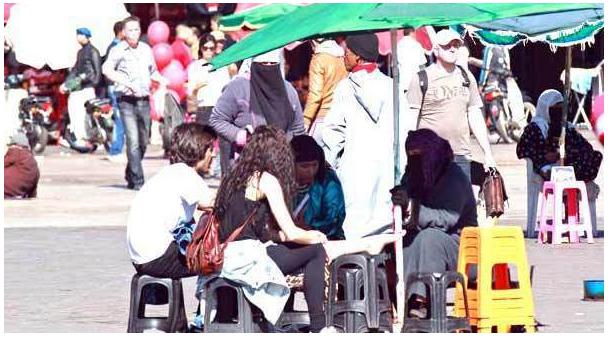 """تحقيق دعارة القاصرين يجر """"نقاشة"""" بجامع الفنا للسجن"""