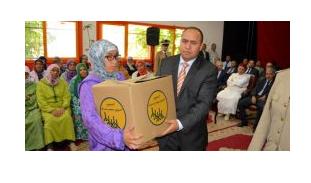 """الخميسات: """"دعم رمضاني"""" يشمل آلاف المستفيدين بإقليم الخميسات"""