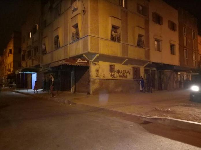 خلاف بين ولاد ادريس وولد خديجة يفضي إلى جريمة قتل قبل الإفطار بمدينة برشيد