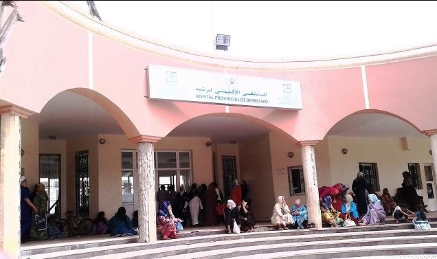 وقائع خطيرة جدا بالمستشفى الإقليمي ببرشيد
