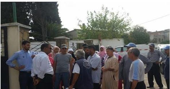 فواتير الكهرباء تغضب سكان حي القشريين في وزان