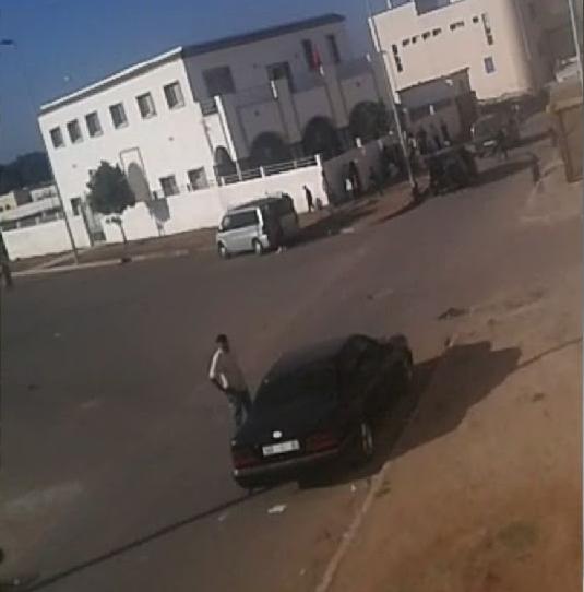 فضيحة من العيار التقيل استغلال دار الثقافة بمشروع المسيرة بالدروة