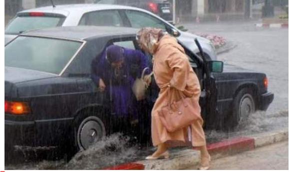 الأرصاد تبشر المغاربة بسقوط أمطار الأسبوع المقبل في هذه المناطق!
