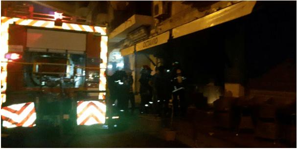 انفجار قنينة غاز داخل مقهى شعبي بحي سباتة يخلف 8 مصابين والحصيلة قابلة للارتفاع