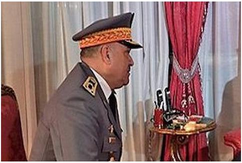 من يكون الجنرال محمد حرمو القائد الجديد للدرك الملكي