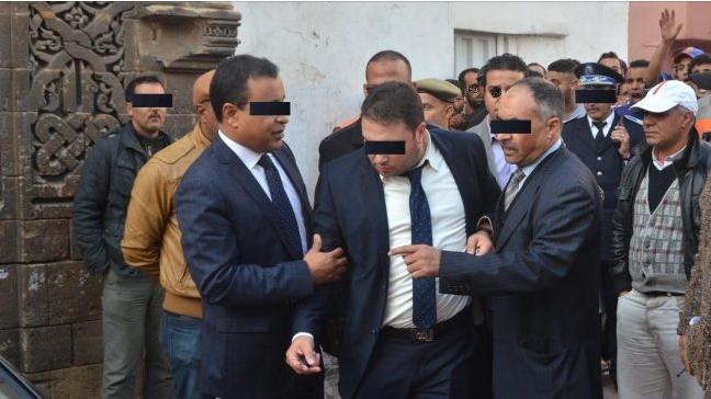 إحالة ملف قائد و5 مقدمين بالبيضاء على الفرقة الوطنية للشرطة القضائية