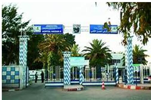 أم تضع ثلاثة توائم بمستشفى الحسن الثاني بسطات يعاني نقص الموارد البشرية
