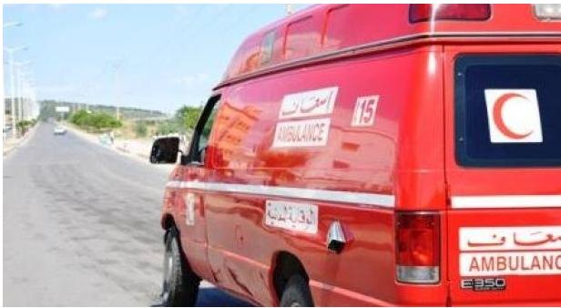 مصرع شخصين وإصابة 10 آخرين في حادثة سير نواحي أسا