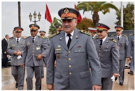 الجنرال حرمو يعيد دركيين مسجونيين إلى العمل بعد تبرئتهم من تهم الرشوة و الإبتزاز