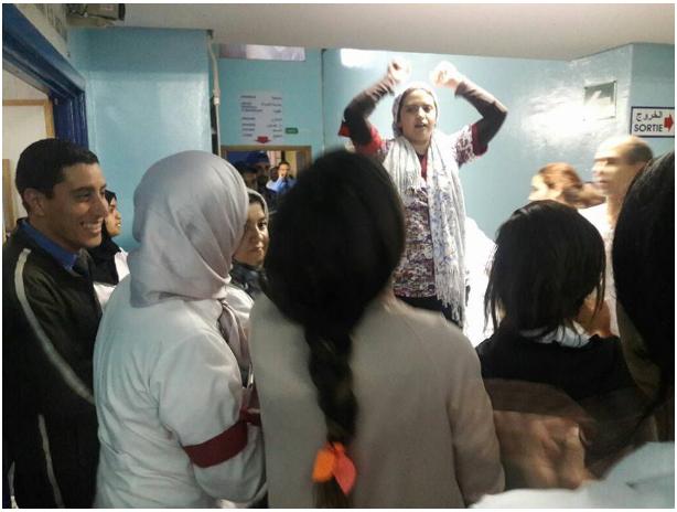 صور | توقيف مسؤولة بمستشفى ابن سينا بالرباط متهمة بتسريب معطيات حول وفيات الأطفال يشعل احتجاجات عارمة !