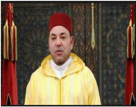 تهنئة مرفوعة إلى السدة العالية باللـه صاحب الجلالة الملك محمد السادس نصره الله بمناسبة عيد الفطر لسنة 1439