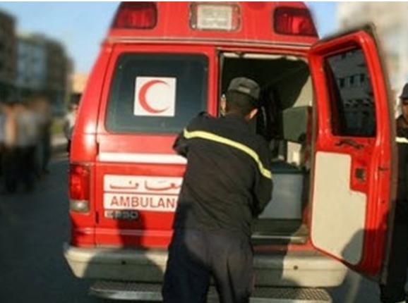 إصابة 5 اشخاص بجروح بليغة في حادثة سير ضواحي وجدة