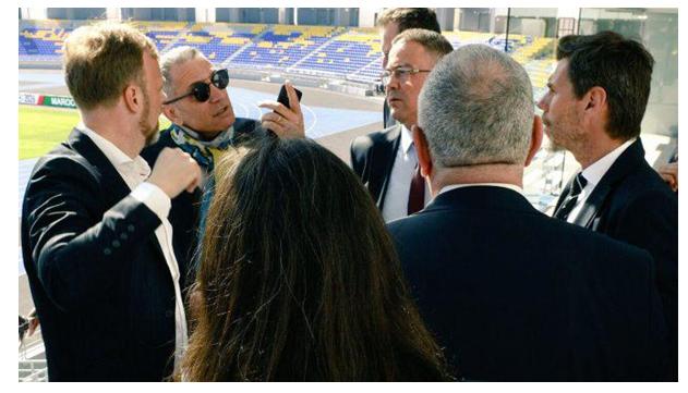 """عاجل .. ملف """"موروكو 2026"""" ينجح في الوصول إلى مرحلة التصويت  إقرأ المزيد على العمق المغربي"""