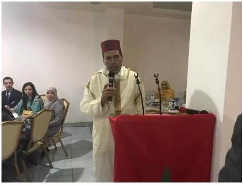 سفارة المغرب بنواكشط تنظم حفل إفطار جماعي