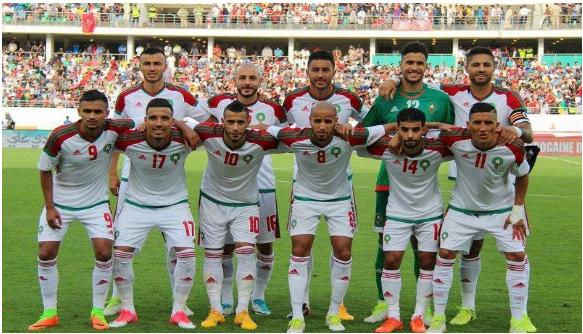 المنتخب المغربي يحقق فوزا معنويا على سلوفاكيا