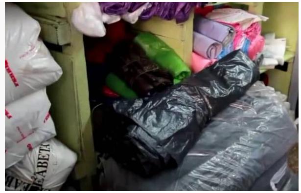 المحمدية: الدرك الملكي يتمكن من حجز ما يناهز طنين من الأكياس البلاستيكية كانت مجهزة للتسويق