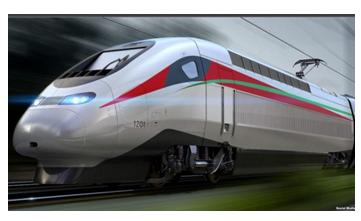 """' تسمية القطار السريع!tgv """" 'البُراق'.. تثير جدلا بالمغرب"""