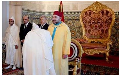 الملك يعين عددا من الولاة و العمال الجدد بالإدارتين الترابية والمركزية