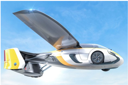 """اليابان تخطط لإطلاق """"السيارة الطائرة"""" سنة 2020"""