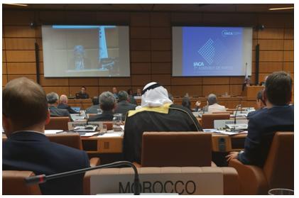 وزير الوظيفة العمومية يمثل المغرب في الجمعية العامة للأكاديمية الدولية لمحاربة الفساد بجنيف