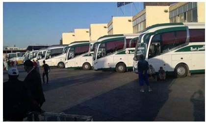 إضراب عام يهدد بشل حركة النقل