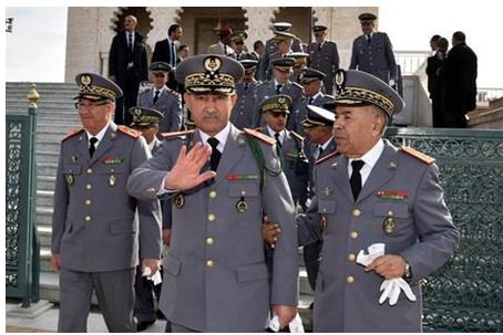 تغييرات جديدة في صفوف ضباط سامين جلهم شباب