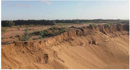 مخططات جهوية لتدبير مقالع الرمال