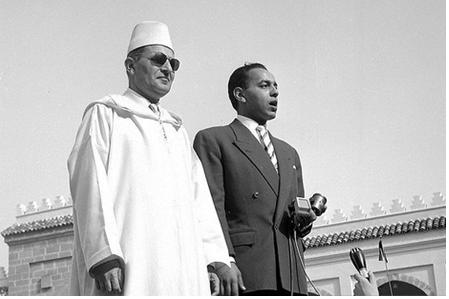 المغاربة يخلدون الذكرى 61 للزيارة التاريخية للمغفور له محمد الخامس بمحاميد الغزلان