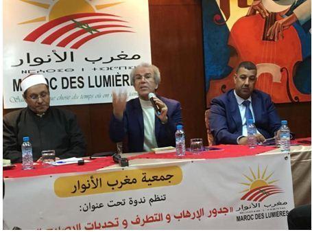 فيديو/ استضافة شيخ أزهري حلل الخمر يثير الجدل بالمغرب !