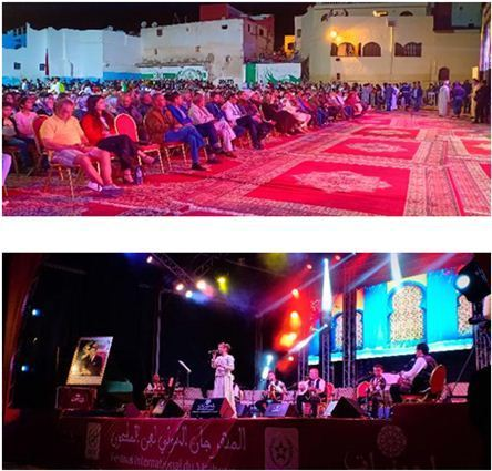 اختتمت فعاليات الدورة التاسعة للمهرجان الدولي لفن الملحون بمدينة ازمور ليلة الأحد 16يونيو2019