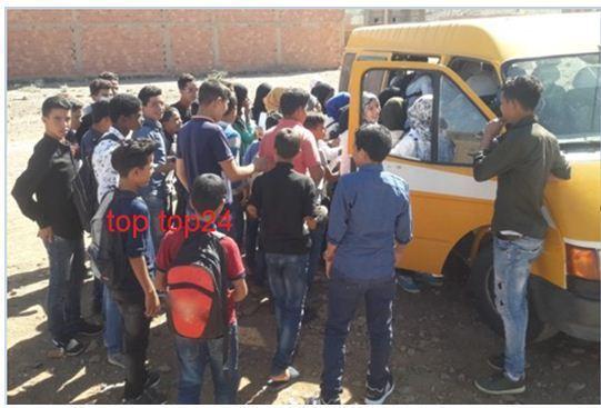 تراكم مشاكل النقل المدرسي بدوار الغابة ورواكلة  ينذر بغليان اجتماعي السوالم الطريفية إقليم برشيد