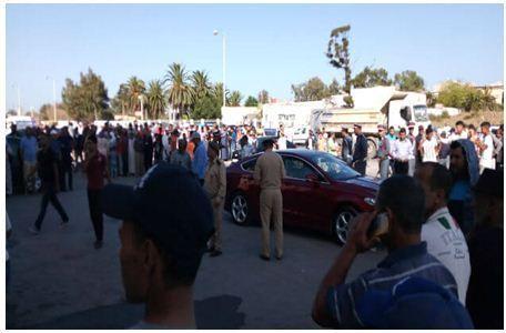 جريمة قتل تهز الصخيرات..صيدلاني يقتل زوجته رميا بالرصاص + صور