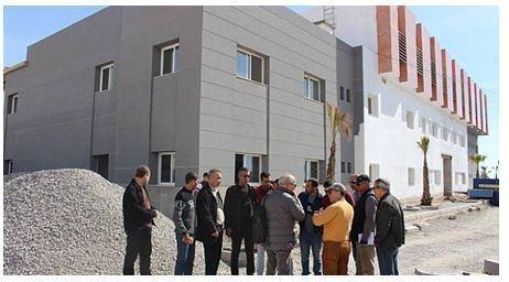 افتتاح مستشفى زايو موضوع لقاء تواصلي بمقر الاتحاد المغربي للشغل بالناظور