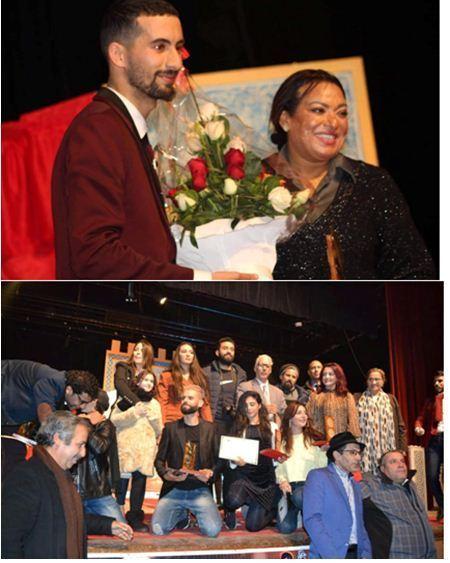 أهريش تكرم في ختام المهرجان الدولي للمسرح بفاس والمجدوبية تفوز بالكبرى