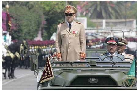 الذكرى 64 لتأسيس القوات المسلحة الملكية