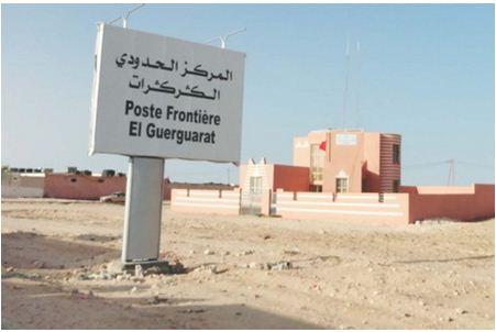 نقابة تدين مضايقات حركة النقل بمعبر الكركرات وتدعو منظمة العمل الدولية إلى التدخل العاجل