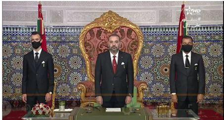 نص الخطاب الملكي السامي للملك محمد السادس بمناسبة ذكرى المسيرة الخضراء