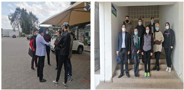 القطاع الطلابي الاتحادي يحصد 7 مقاعد بمجالس كليات المحمدية والبيضاء