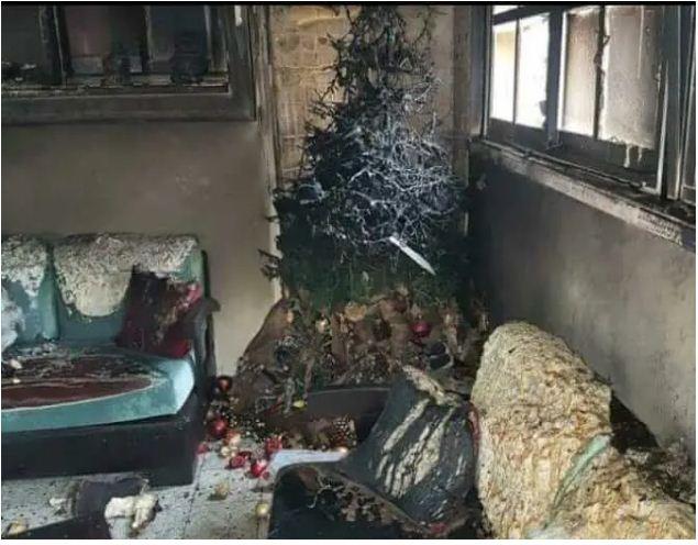 بالصور   النيران تلتهم المنزل الوظيفي للمدير الإقليمي للتعليم ببرشيد