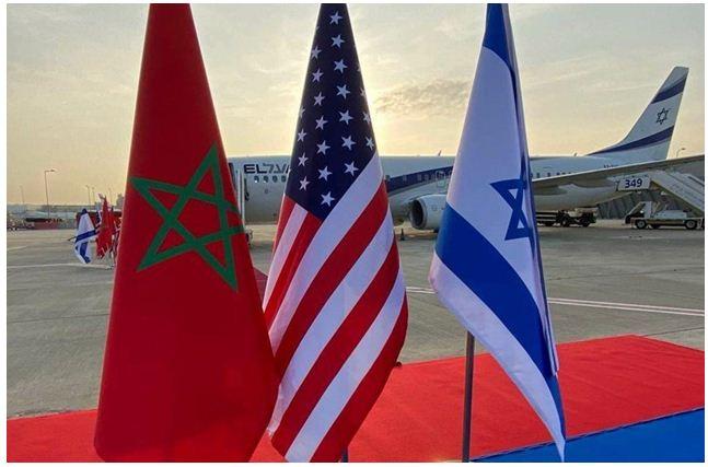 هذه تفاصيل انطلاق الرحلات الجوية الرابطة بين المغرب وإسرائيل