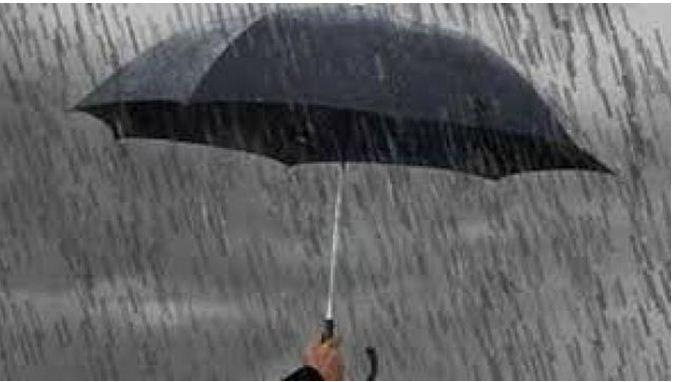 استمرار الطقس الممطر بمناطق من المملكة اليوم السبت