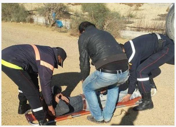 سيدي بنور : وفاة شاب بسبب صعقة كهربائية