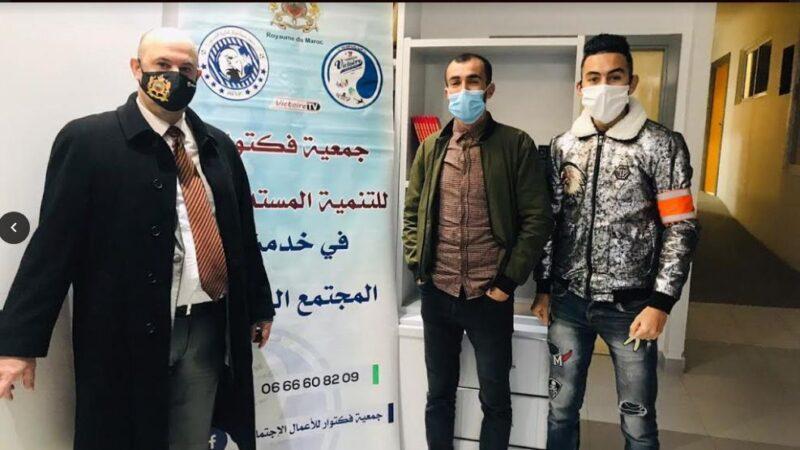: جمعية فكتوار تطلق حملة تضامنية عملية ختان الاطفال بمدينة طنجة