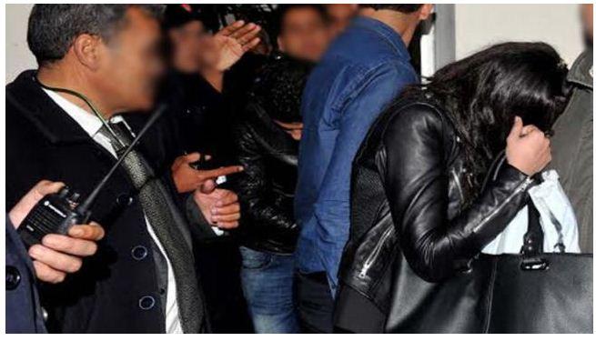 البوليس طيحوا نوطيرة نصبات على وزير في حكومة العثماني و مسؤولين كبار في فلوس كبيرة