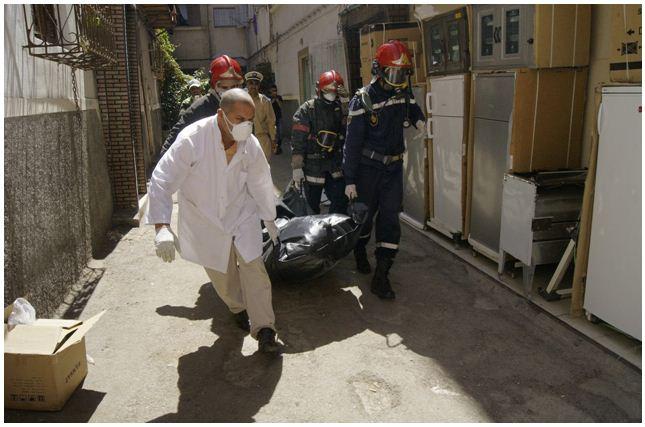 جلسة خمرية ماجنة تنتهي بجريمة قتل بسيدي رحال الشاطئ التابعة لعمالة إقليم برشيد