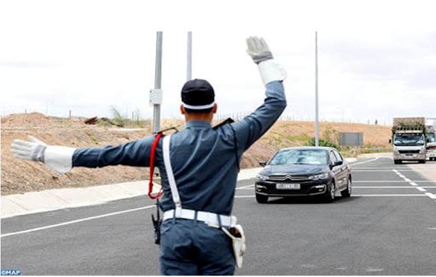 تعديلات غير قانونية في سيارة تتسبب في توقيف صاحبها بضواحي الحوز