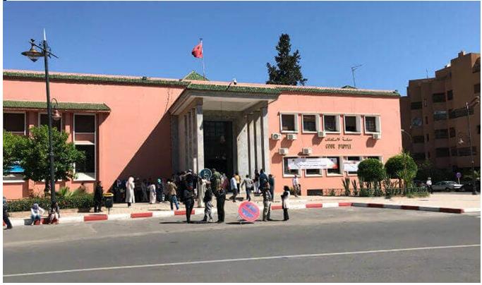 """عاجل """" استئنافية مراكش تنطق بحكمها في حق رئيس القسم الإقتصادي"""